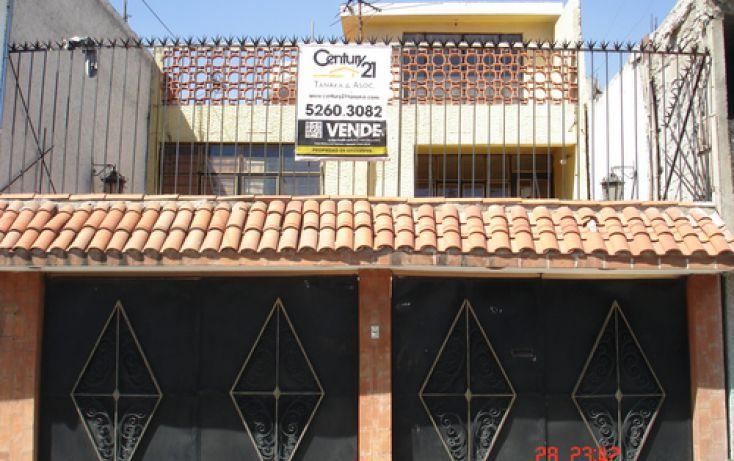 Foto de casa en venta en, ampliación valle de aragón sección a, ecatepec de morelos, estado de méxico, 2028175 no 01