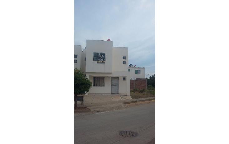 Foto de casa en venta en  , ampliación valle del ejido, mazatlán, sinaloa, 947877 No. 01