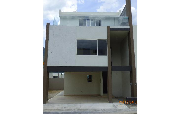 Foto de casa en venta en  , ampliación valle del mirador, san pedro garza garcía, nuevo león, 2019792 No. 01