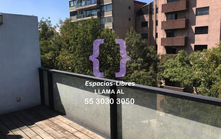 Foto de departamento en renta en  42, condesa, cuauhtémoc, distrito federal, 2560773 No. 11