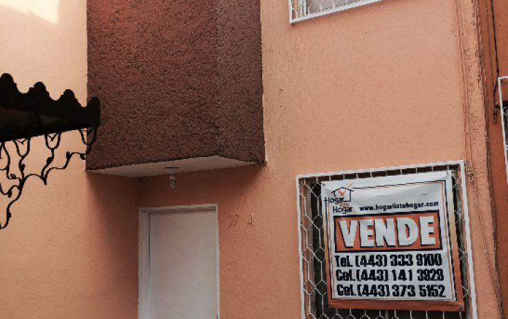 Foto de casa en venta en, ana maria gallaga, morelia, michoacán de ocampo, 1120129 no 01