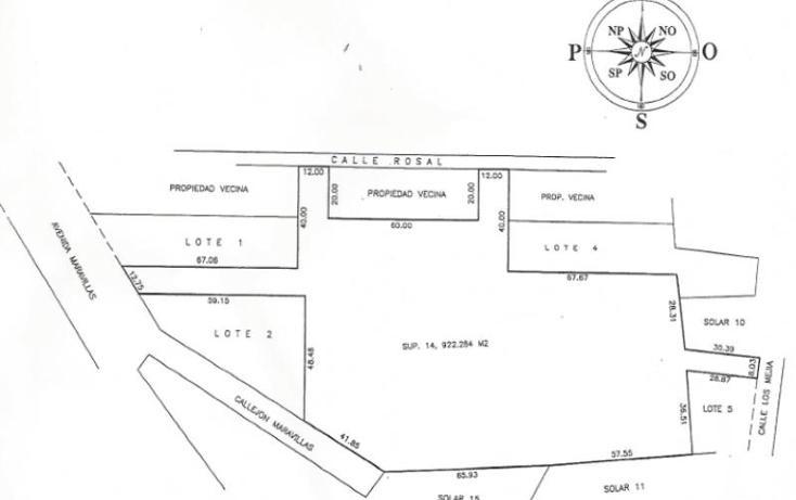 Foto de terreno industrial en venta en  , ana, san juan del río, querétaro, 1362289 No. 04