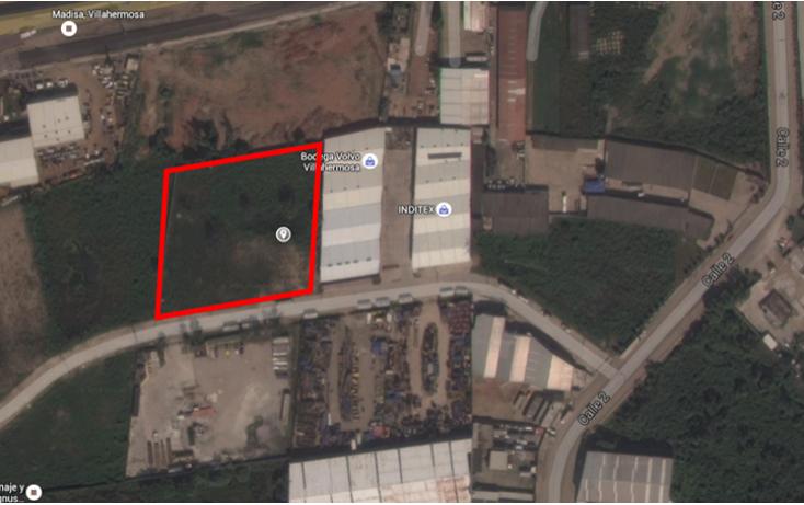 Foto de terreno industrial en renta en  , anacleto canabal 1a sección, centro, tabasco, 1636868 No. 02