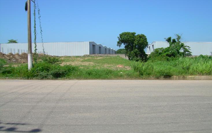 Foto de terreno industrial en venta en  , anacleto canabal 1a sección, centro, tabasco, 1665520 No. 01
