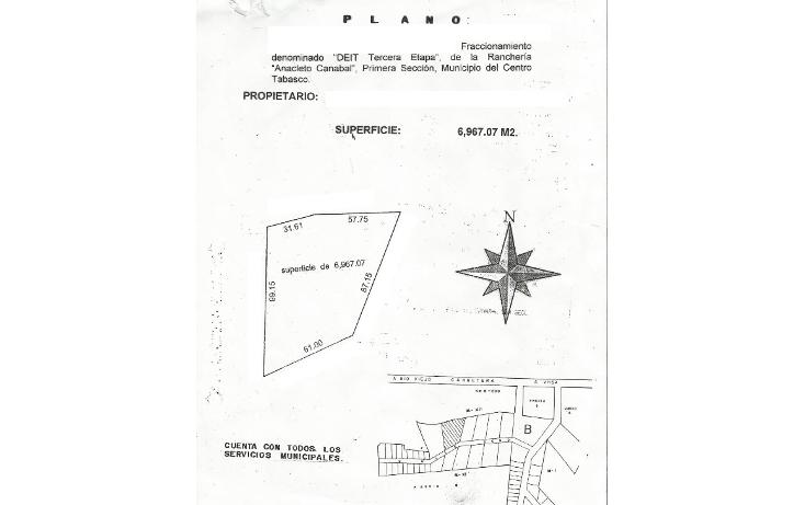 Foto de terreno industrial en renta en  , anacleto canabal 1a sección, centro, tabasco, 2015840 No. 01