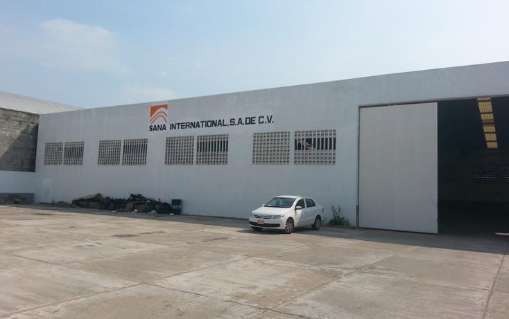 Foto de nave industrial en renta en  , anacleto canabal 1a sección, centro, tabasco, 589049 No. 01