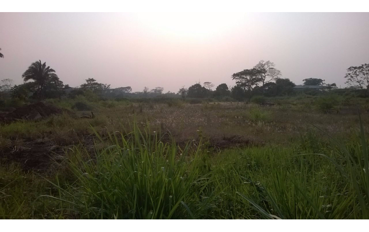 Foto de terreno comercial en venta en  , anacleto canabal 2a sección, centro, tabasco, 1136519 No. 01