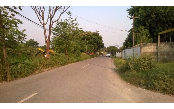 Foto de terreno comercial en venta en  , anacleto canabal 2a secci?n, centro, tabasco, 1253911 No. 03