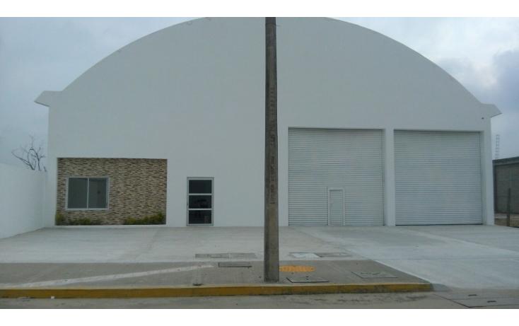 Foto de nave industrial en renta en  , anacleto canabal 3a sección, centro, tabasco, 1178849 No. 01