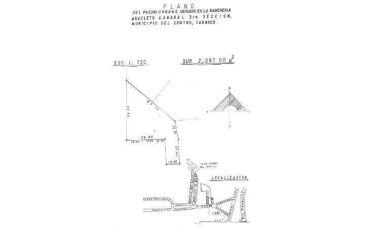 Foto de terreno comercial en renta en  , anacleto canabal 3a secci?n, centro, tabasco, 1205713 No. 01