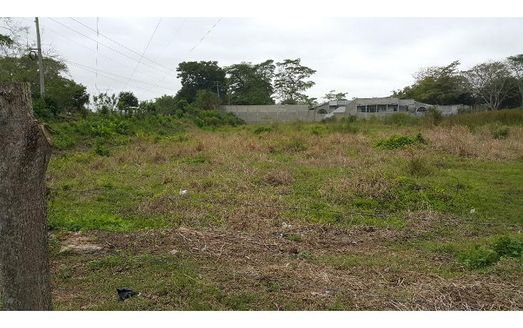 Foto de terreno comercial en venta en  , anacleto canabal 3a secci?n, centro, tabasco, 1256191 No. 03