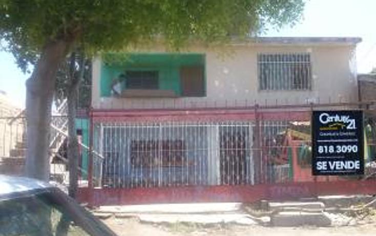 Foto de casa en venta en  , anáhuac, ahome, sinaloa, 1716806 No. 01