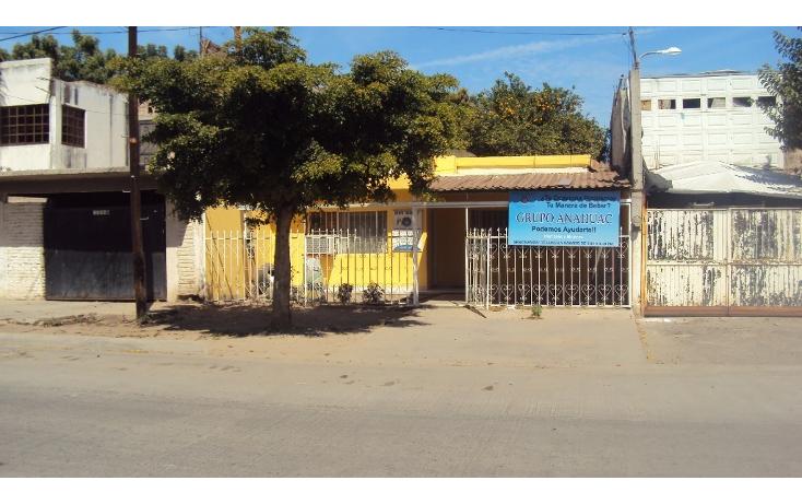 Foto de casa en venta en  , an?huac, ahome, sinaloa, 1949649 No. 01