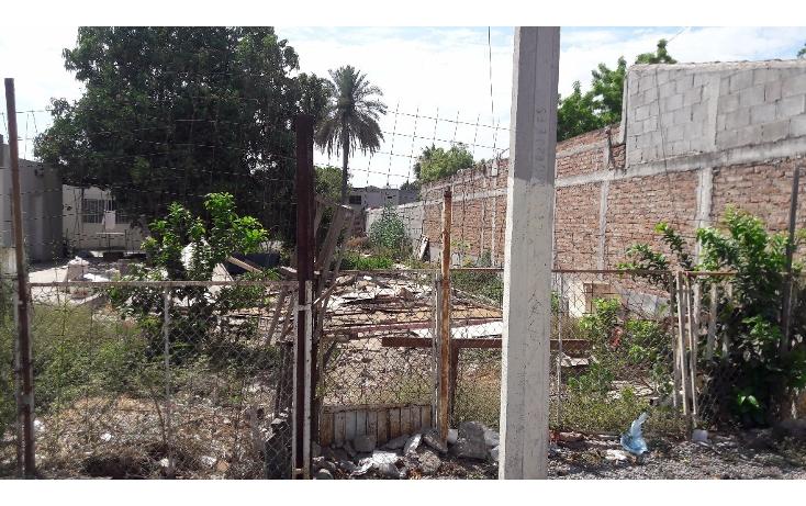 Foto de terreno habitacional en venta en  , anáhuac, ahome, sinaloa, 1949651 No. 01