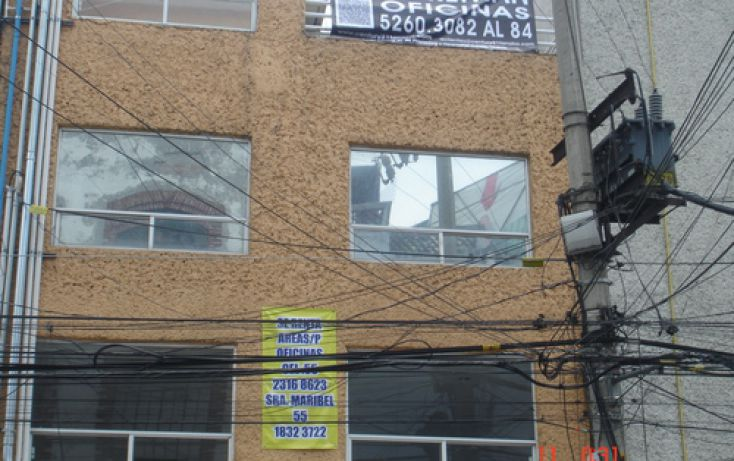 Foto de oficina en renta en, anahuac i sección, miguel hidalgo, df, 2028377 no 02