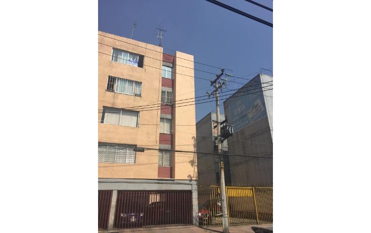 Foto de departamento en venta en  , anahuac i sección, miguel hidalgo, distrito federal, 1049965 No. 01