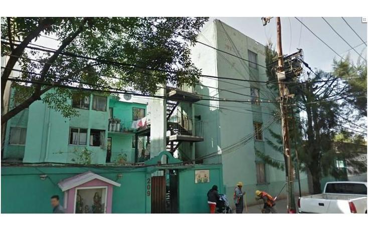Foto de departamento en venta en  , anahuac i sección, miguel hidalgo, distrito federal, 1196511 No. 02