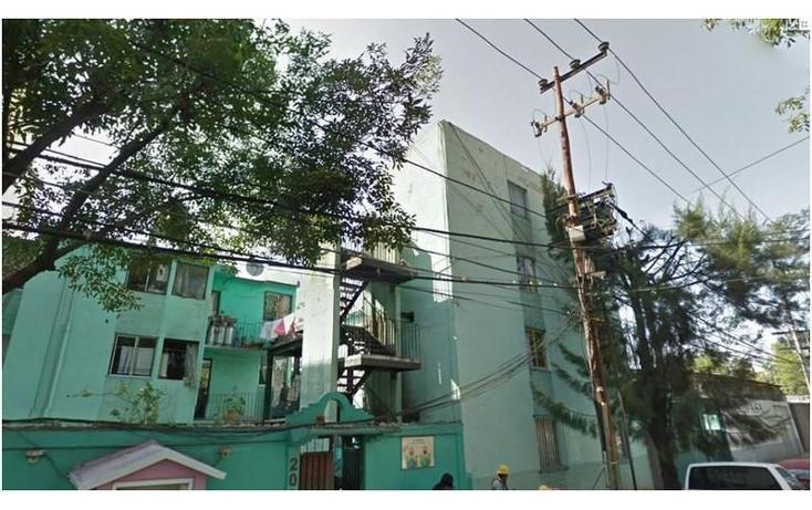 Foto de departamento en venta en  , anahuac i sección, miguel hidalgo, distrito federal, 1196511 No. 04