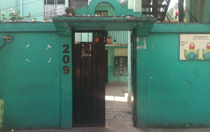 Foto de departamento en venta en  , anahuac i sección, miguel hidalgo, distrito federal, 1579226 No. 01