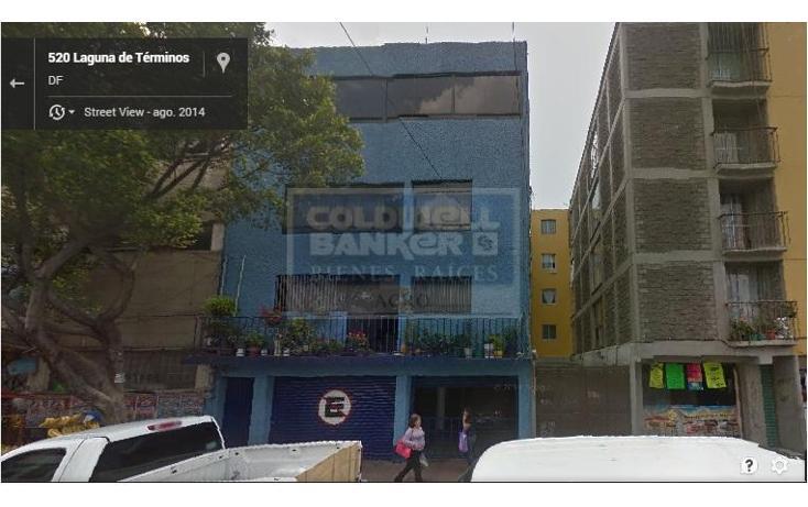 Foto de edificio en venta en  , anahuac ii sección, miguel hidalgo, distrito federal, 724557 No. 01