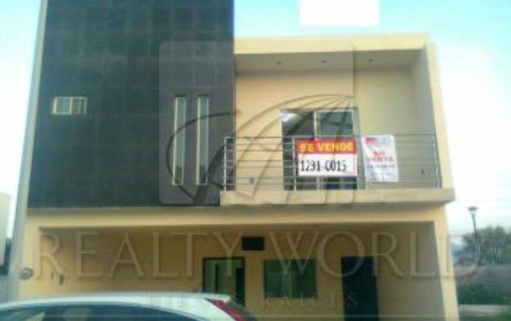 Foto de casa en venta en anahuac la escondida, anáhuac la escondida, san nicolás de los garza, nuevo león, 1822142 no 01