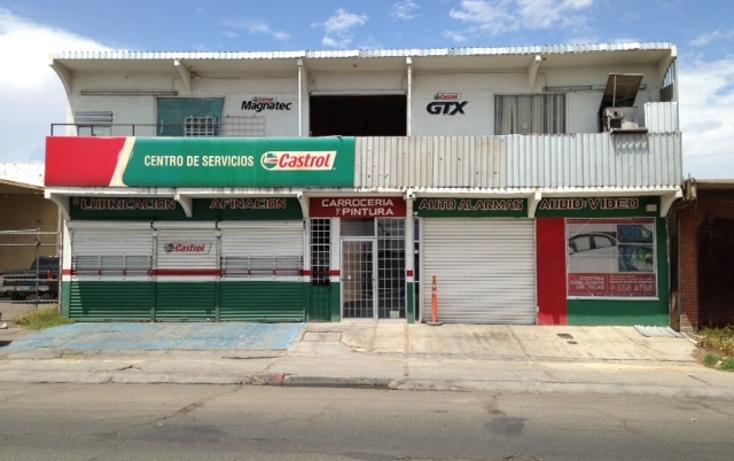 Foto de edificio en venta en  , anáhuac, mexicali, baja california, 1812470 No. 01