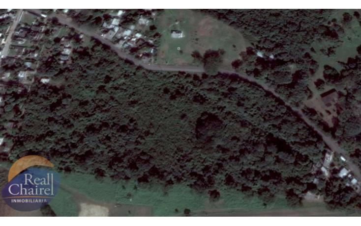 Foto de terreno habitacional en venta en  , anáhuac, pueblo viejo, veracruz de ignacio de la llave, 1187543 No. 01