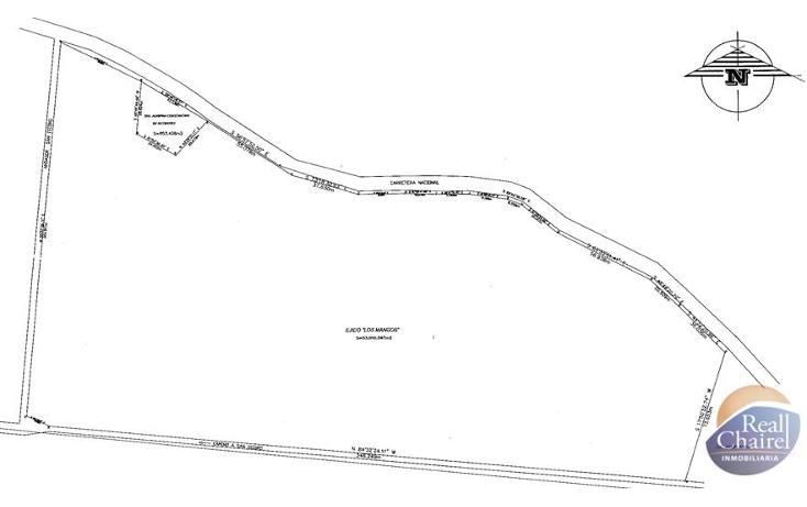 Foto de terreno habitacional en venta en  , anáhuac, pueblo viejo, veracruz de ignacio de la llave, 1187543 No. 03