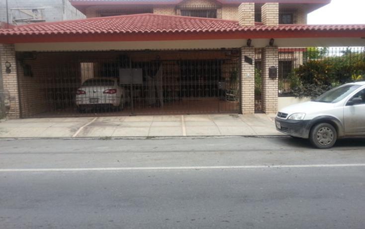Foto de casa en venta en  , anáhuac, san nicolás de los garza, nuevo león, 1139639 No. 01