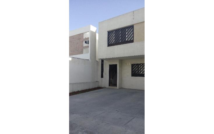 Foto de casa en venta en  , anáhuac, san nicolás de los garza, nuevo león, 1143137 No. 01