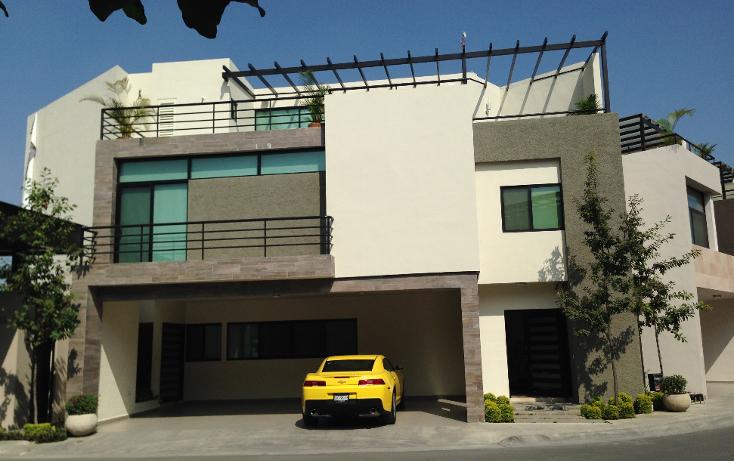 Foto de casa en venta en  , anáhuac, san nicolás de los garza, nuevo león, 1149593 No. 03