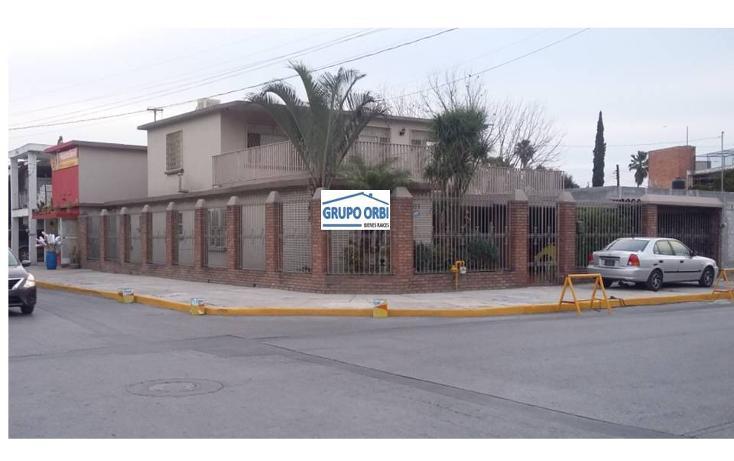 Foto de casa en venta en  , anáhuac, san nicolás de los garza, nuevo león, 1620176 No. 01