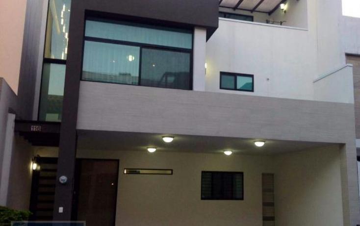Foto de casa en venta en  , anáhuac, san nicolás de los garza, nuevo león, 1853800 No. 01