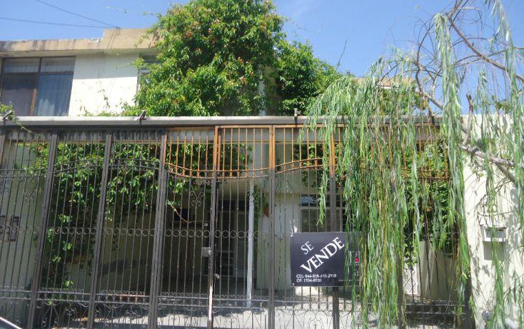 Foto de casa en venta en, anáhuac, san nicolás de los garza, nuevo león, 1956392 no 01