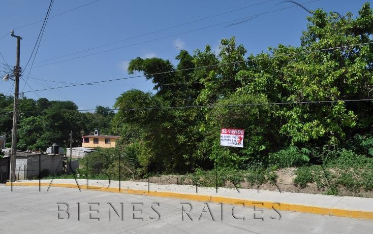 Foto de terreno habitacional en venta en  , anáhuac, tuxpan, veracruz de ignacio de la llave, 1067195 No. 01