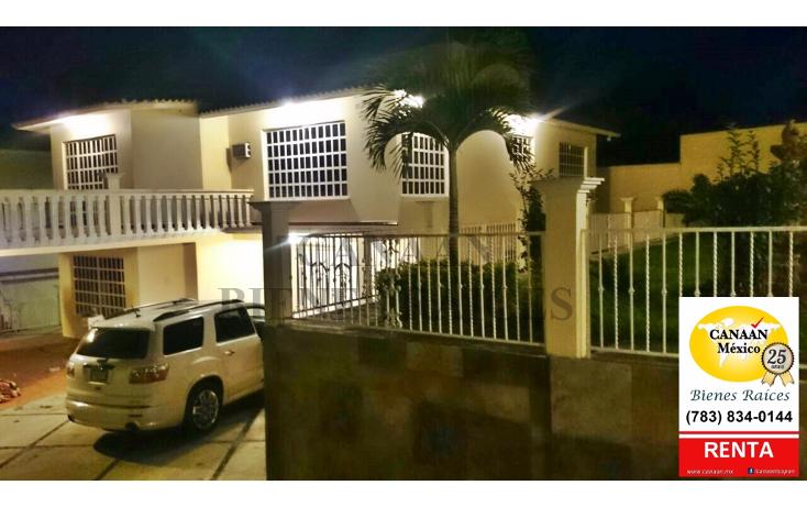 Foto de casa en renta en  , an?huac, tuxpan, veracruz de ignacio de la llave, 1788406 No. 01