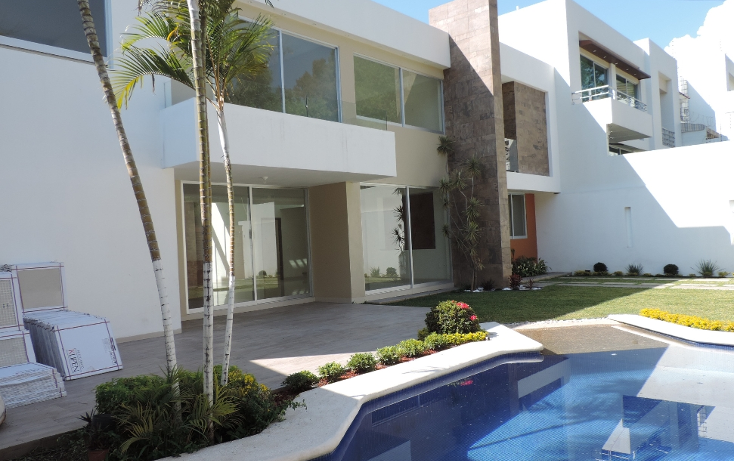 Foto de casa en venta en  , analco, cuernavaca, morelos, 1058069 No. 01
