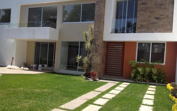 Foto de casa en venta en  , analco, cuernavaca, morelos, 1251609 No. 01