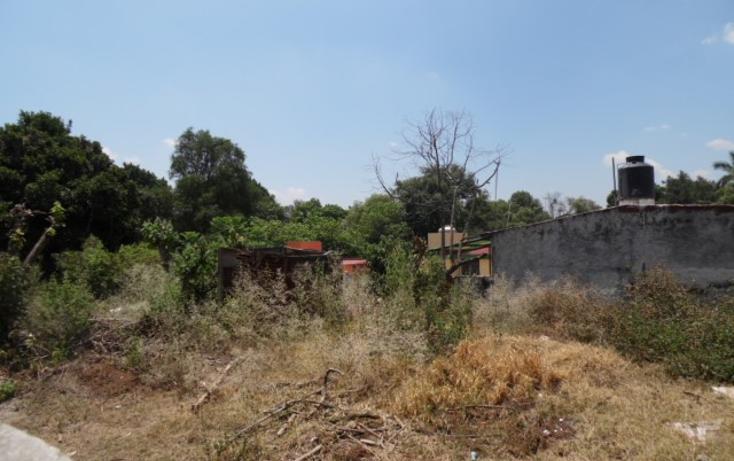 Foto de terreno habitacional en venta en  , analco, cuernavaca, morelos, 1263951 No. 01
