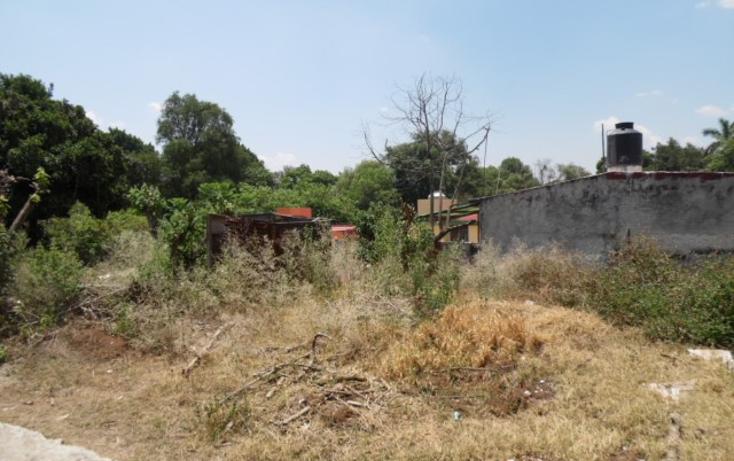 Foto de terreno habitacional en venta en  , analco, cuernavaca, morelos, 1263951 No. 02