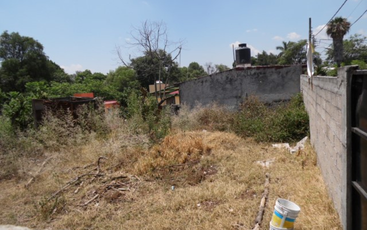 Foto de terreno habitacional en venta en  , analco, cuernavaca, morelos, 1263951 No. 03