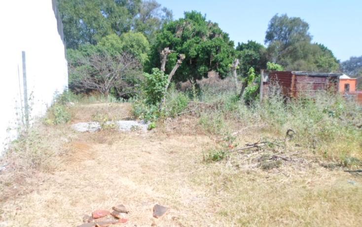 Foto de terreno habitacional en venta en  , analco, cuernavaca, morelos, 1263951 No. 05