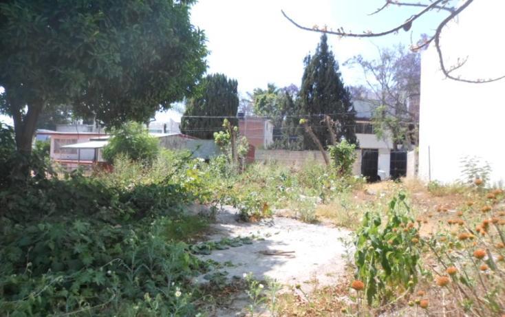 Foto de terreno habitacional en venta en  , analco, cuernavaca, morelos, 1263951 No. 06