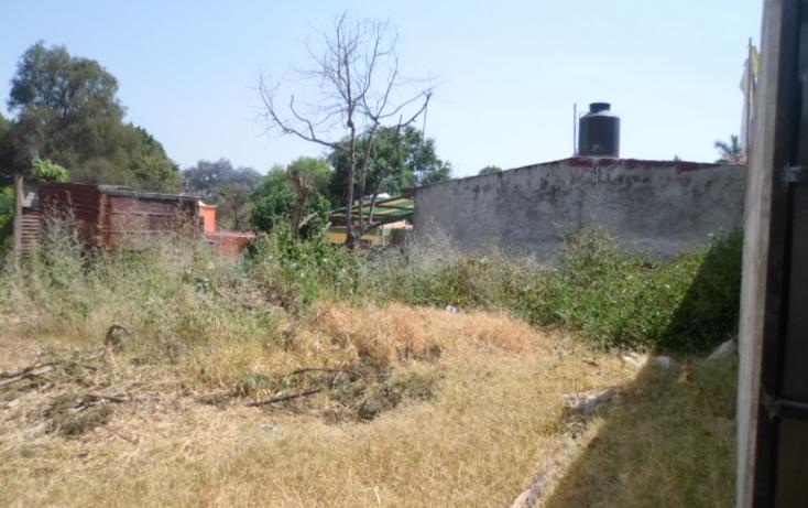 Foto de terreno habitacional en venta en  , analco, cuernavaca, morelos, 1263951 No. 07