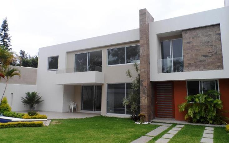 Foto de casa en venta en  , analco, cuernavaca, morelos, 1530052 No. 01