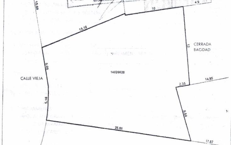 Foto de terreno habitacional en venta en  , analco, cuernavaca, morelos, 1702716 No. 01