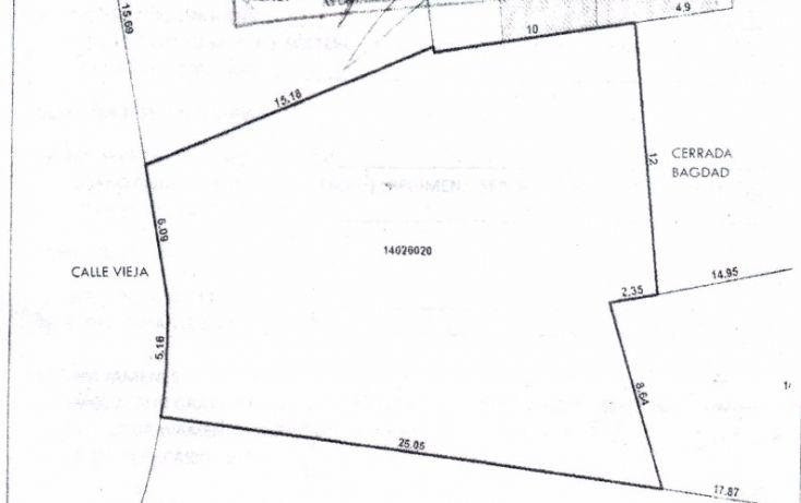 Foto de terreno habitacional en venta en, analco, cuernavaca, morelos, 1702716 no 02