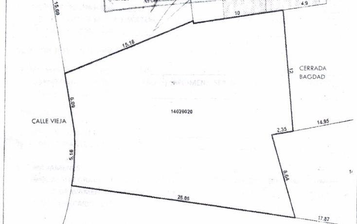 Foto de terreno habitacional en venta en  , analco, cuernavaca, morelos, 1855898 No. 01