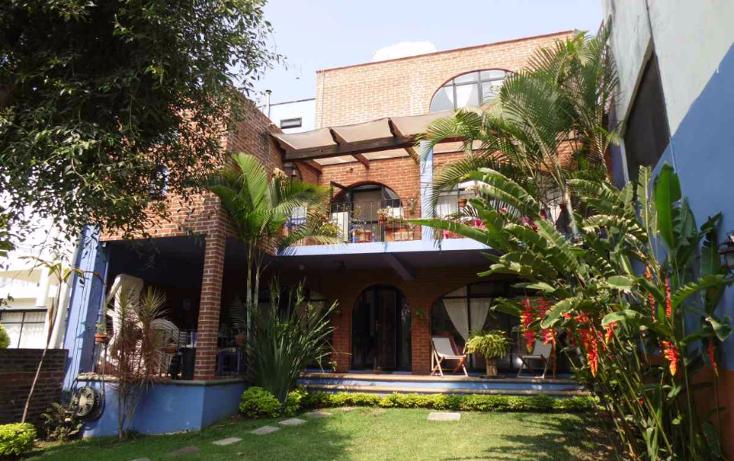 Foto de casa en venta en  , analco, cuernavaca, morelos, 1970116 No. 01