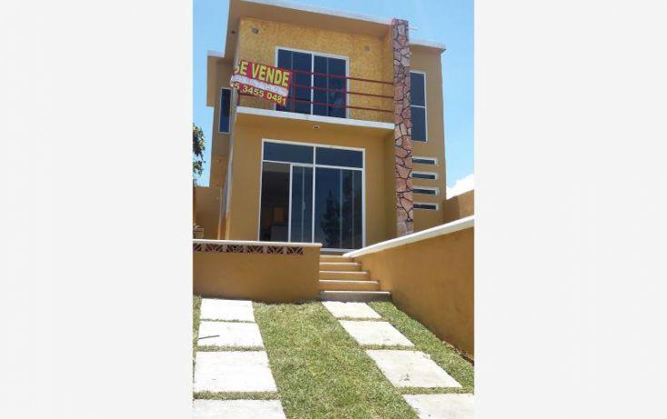 Foto de casa en venta en andador 1 1, vicente guerrero, atlatlahucan, morelos, 1393085 no 01